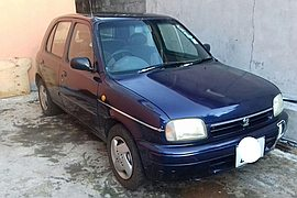 1996' Nissan March