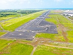 Plaisance : New Terminal Equipped To Accommodate Larger Aircraft