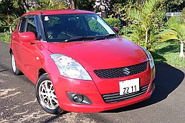 2011' Suzuki Swift