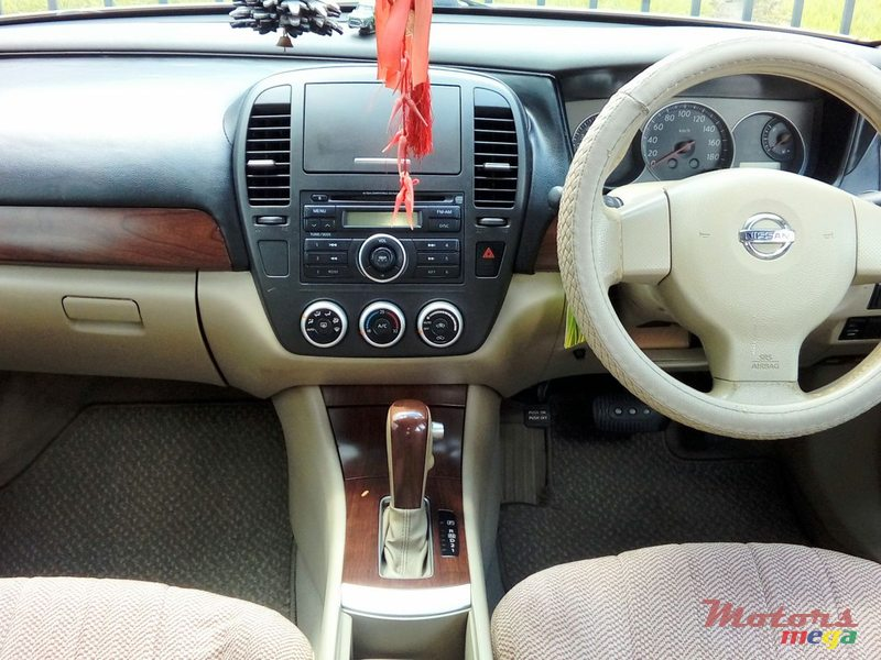 2007 Nissan Bluebird Sylphy in Flacq - Belle Mare, Mauritius - 4