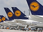Lufthansa, Air Berlin Cut Flights on German Airport Strike
