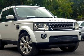 2014' Land Rover Discovery 4