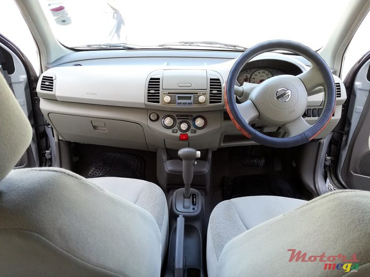 2006 Nissan March AK12 ZT 06 AUTO 1.3L JAPAN in Roches Noires - Riv du Rempart, Mauritius