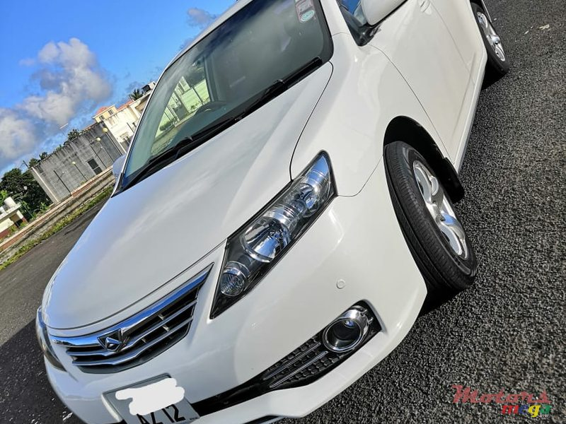 2012 Toyota Allion A15 1500cc in Rose Belle, Mauritius - 2