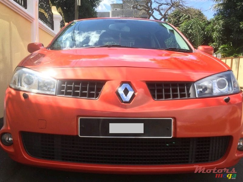 2005 39 renault megane rs for sale 450 000 rs rose hill quatres bornes mauritius. Black Bedroom Furniture Sets. Home Design Ideas