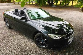 2014' BMW 428 i Convertible M Sport Line