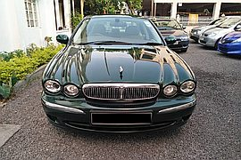 2005' Jaguar X-Type
