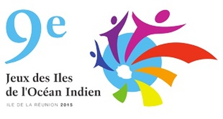 Indian Ocean Island Games 2015 logo