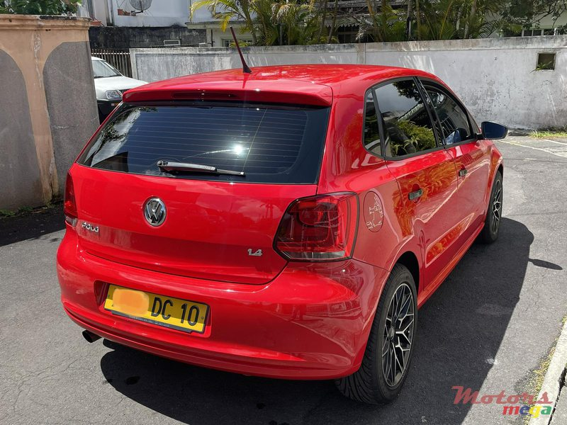 2010 Volkswagen Polo 1.4 Automatic en Curepipe, Maurice - 5