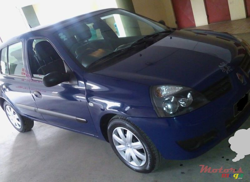 2009 Renault Clio Campus For Sale Price Is Negotiable Vacoas