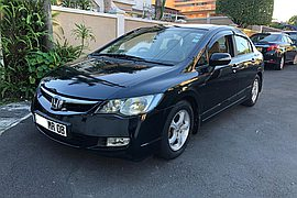 2008' Honda Civic 1.6