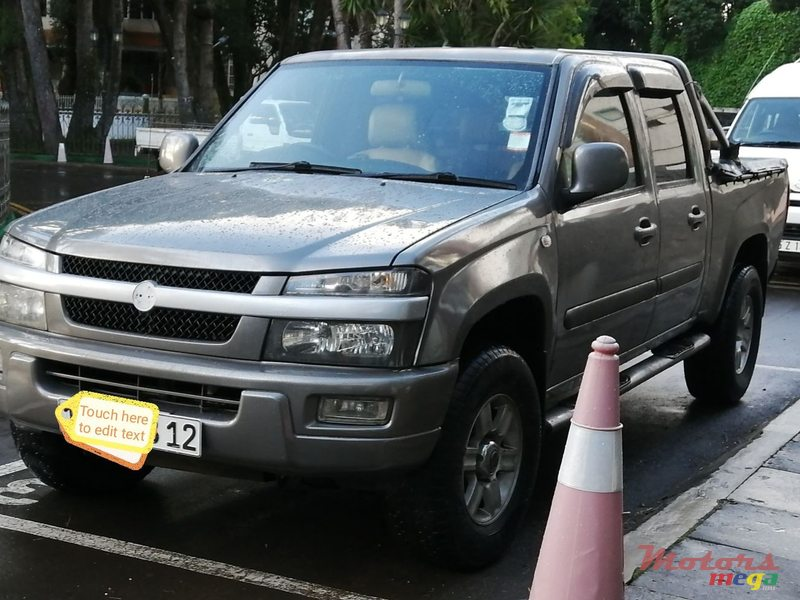 2012 King Long Kingstar Extended Double Cab in Vacoas-Phoenix, Mauritius