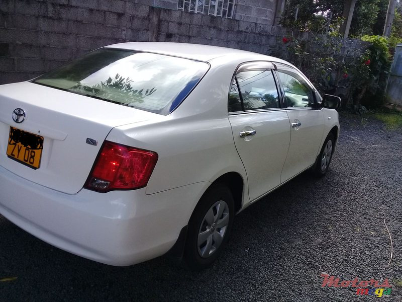 2008 Toyota Axio 0000000 in Roches Noires - Riv du Rempart, Mauritius
