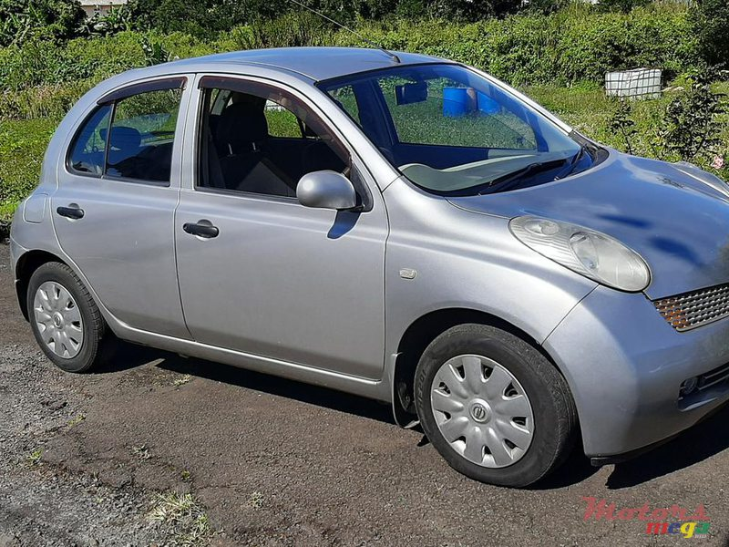 2004 Nissan March in Curepipe, Mauritius - 6