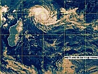 Weather: Imelda Increased But Does Not Present a Danger for Mauritius