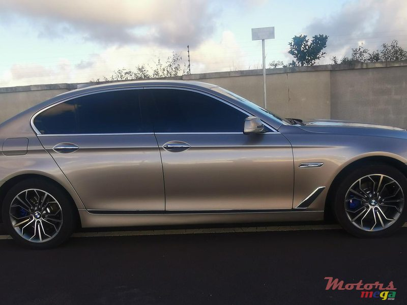 2011 BMW 5 Series - Facelifted to latest model in Vacoas-Phoenix, Mauritius