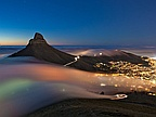 Picture of the Day: Cape Town Fog