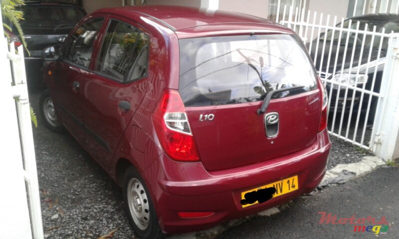 2014 Hyundai i10 i10 manual 2014 in Curepipe, Mauritius
