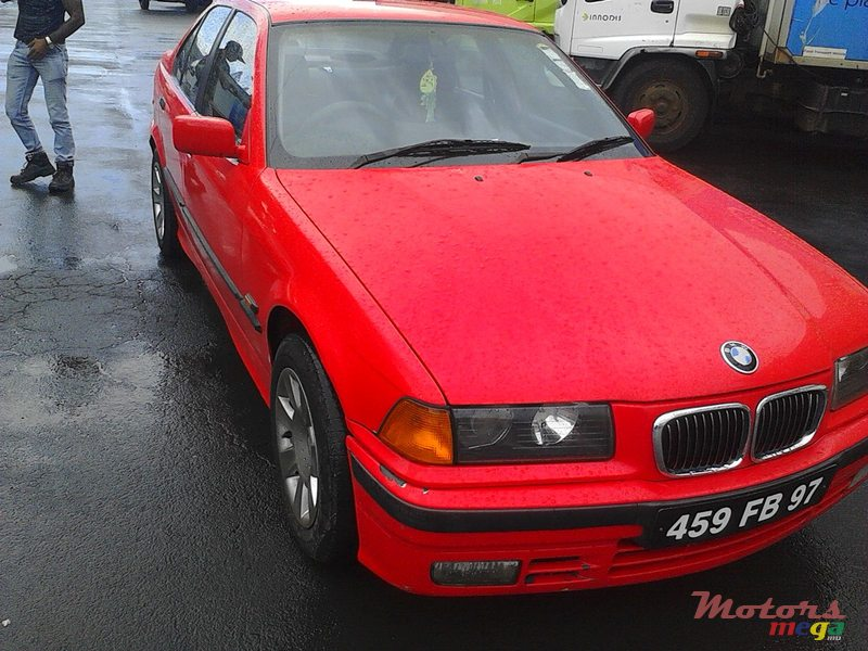 1997 BMW 318 in Rose Belle, Mauritius