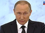 Putin Says Turkish Downing of Russian Plane Was an 'Enemy Act'