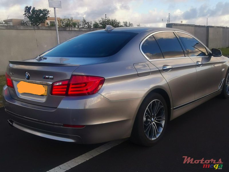 2011 BMW 5 Series - Facelifted to latest model in Vacoas-Phoenix, Mauritius - 4