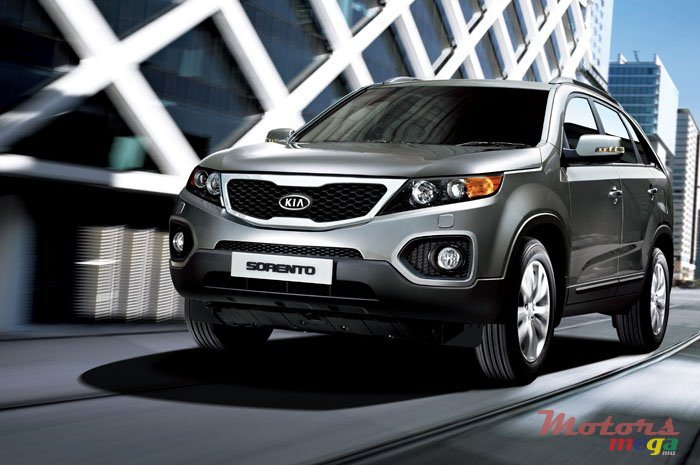 2010 Kia Sorento 2 2 D 4wd For Sale 1 000 Rs Port Louis Mauritius