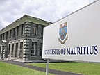 The University of Mauritius: Romeela Mohee First Woman Vice-Chancellor