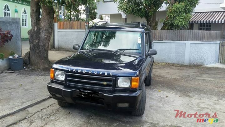 2001 Land Rover Discovery Series II in Vacoas-Phoenix, Mauritius