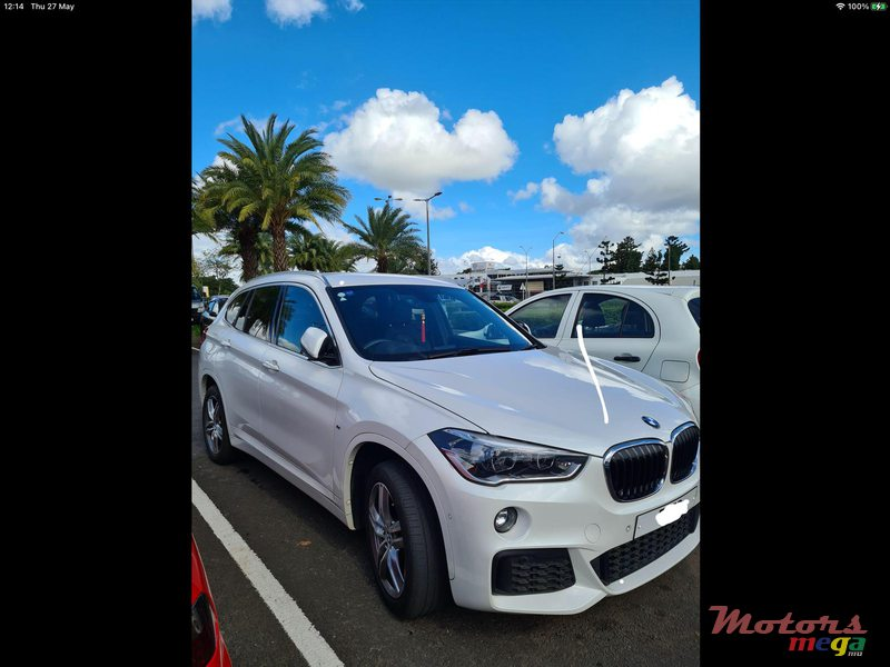 2018 BMW X1 M sport with comfort access in Port Louis, Mauritius - 2
