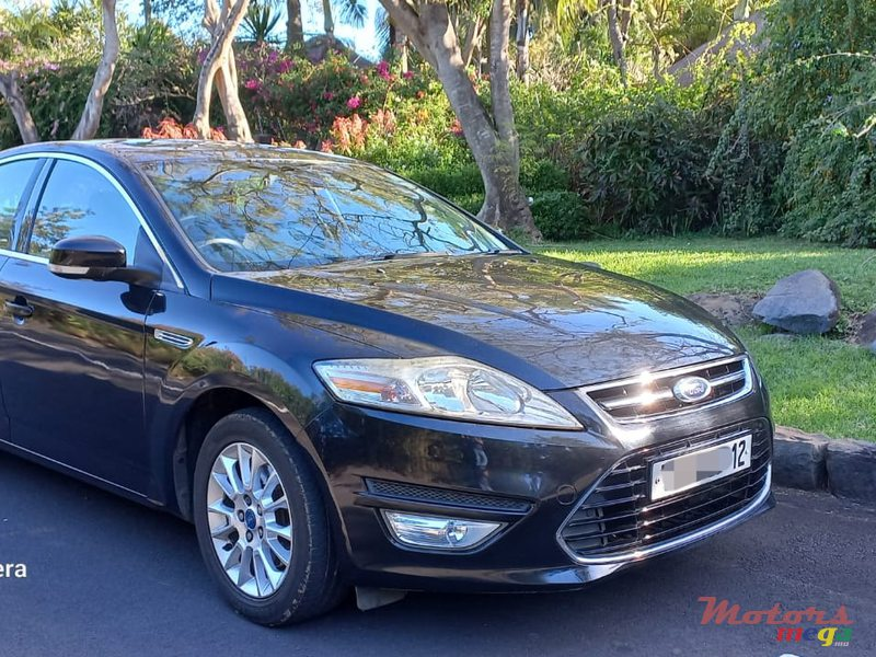 2012 Ford Mondeo in Port Louis, Mauritius - 6