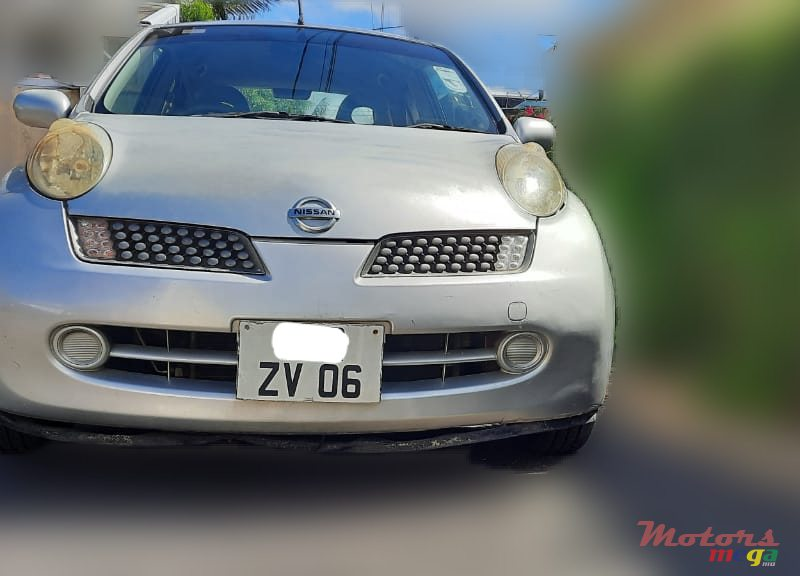 2006 Nissan March Automatic in Vacoas-Phoenix, Mauritius - 2