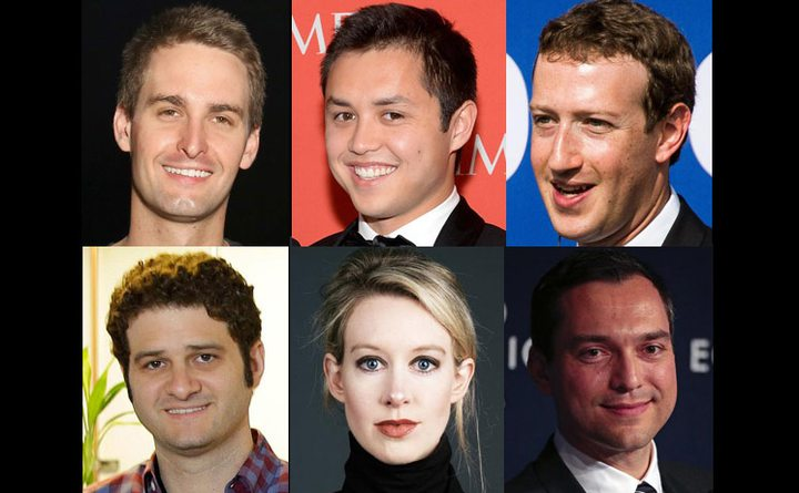 Youngest Billionaires On The Forbes 400