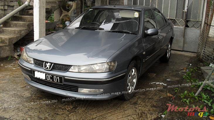 2001 Peugeot 406 20 Hdi For Sale 150000 Rs Vacoas Phoenix