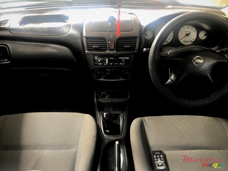 2006 Nissan Sunny in Curepipe, Mauritius - 3