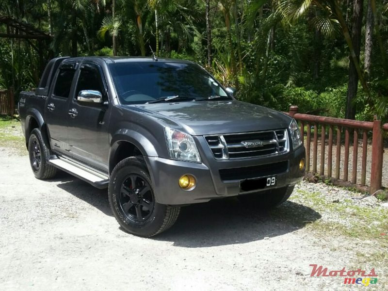 2009 Isuzu D Max 4x4 3 0 For Sale Price Is Negotiable Raja Quartier Militaire Mauritius