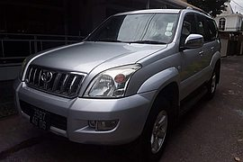 2006' Toyota Land Cruiser Prado