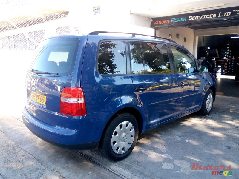 2009 Volkswagen Touran Excellent in Port Louis, Mauritius