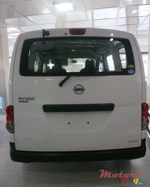 2015 Nissan NV 200 in Curepipe, Mauritius - 4