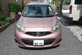 2013' Nissan March