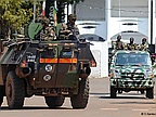 French Troops Welcomed to Central African Republic