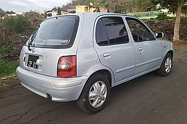 2001' Nissan March k11