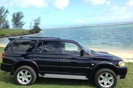 2005' Mitsubishi Pajero Sport full option TurboDiesel Warior