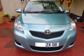 2008' Toyota belta model G