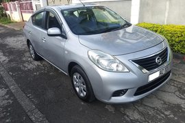 2013' Nissan Tiida Latio