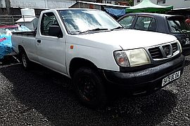 2004' Nissan Single Cab
