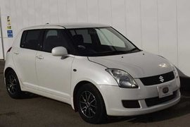 2007' Suzuki Swift JAPAN [AUTOMATIC]