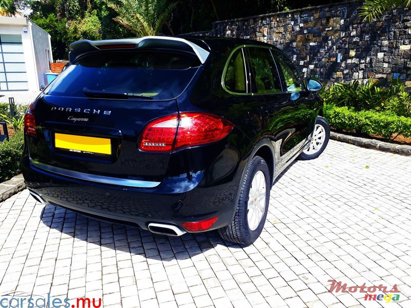 2015 Porsche Cayenne 3.0 V6 Turbo Diesel Injection in Moka, Mauritius - 3
