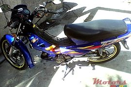 2008' Mobylette 70 cc