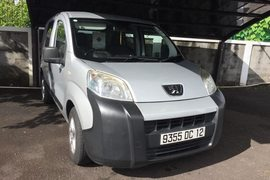 Buy Peugeot Bipper cargo in Mauritius  Sale of Peugeot