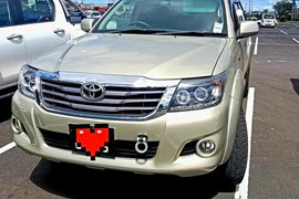 2013' Toyota Hilux any